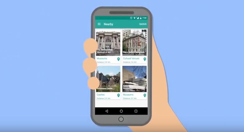 explainer mobile app video